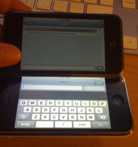 iPhone-flip