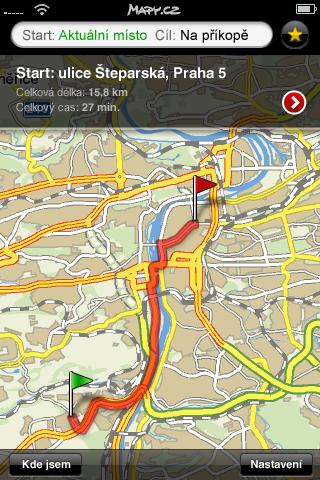 Mapy.cz-iPhone-planovac