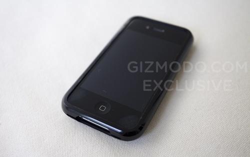 """Prototyp v """"převlečení"""", aby vypadal jako iPhone 3GS"""