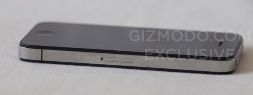Zdířka pro Micro-SIM kartu s otvorem pro vyndání slotu