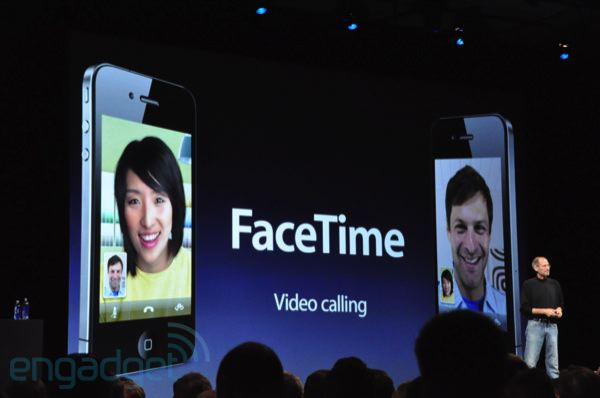 FaceTime - Videohovory