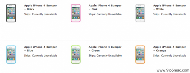 Bumper kryty pro iPhone 4