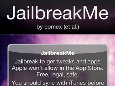 Jailbreak Me - iPhone 4