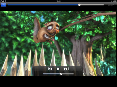 VLC Media Player - iPad