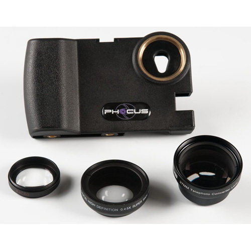 Phocus 3 Lens