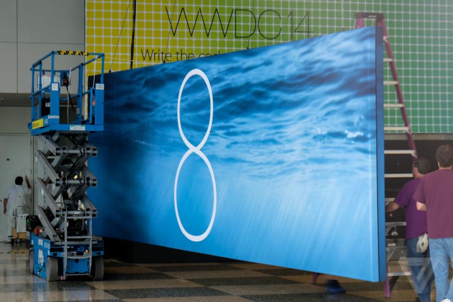 WWDC-IOS-8