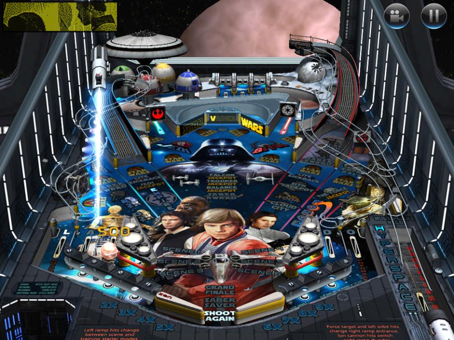 starwars pinball