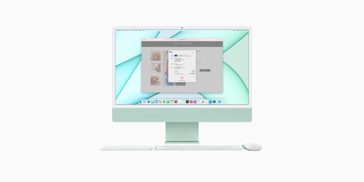Barevné Příslušenství k iMacu