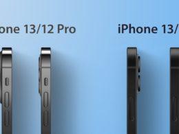 iphone 13 fotoaparáty