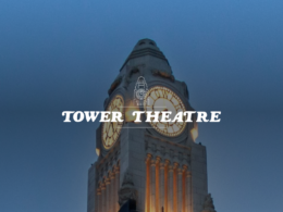 Tower Theatre Apple Store