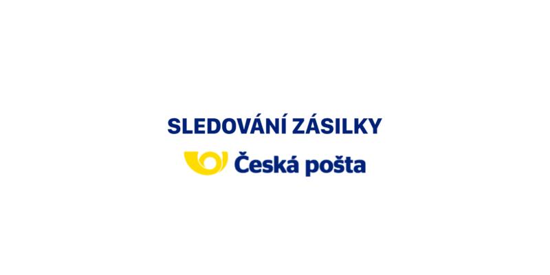 sledování zásilky česká pošta