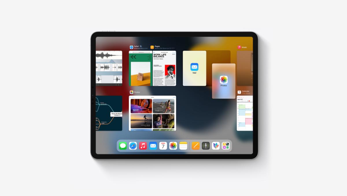 multitasking přehled aplikací